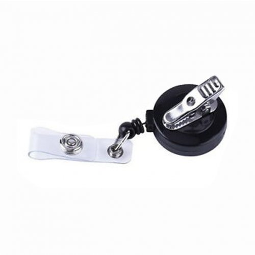 Badge Reel Alligator Swivel Clip