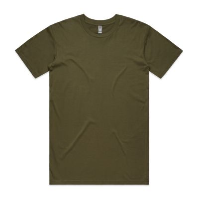 AS Colour Mens 180G Staple Tee Image 2