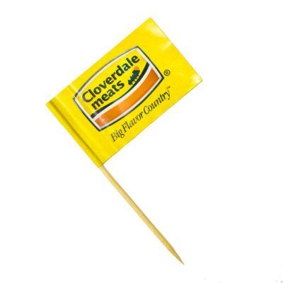 Medium Toothpick Flag - 100mm Image 2