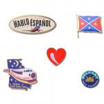 product image 3 | Hablo Espanol Pins