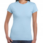 product image 6 | Gildan Ladies Softstyle Short Sleeve T-shirt