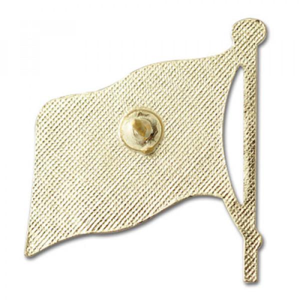 H Flag Pins