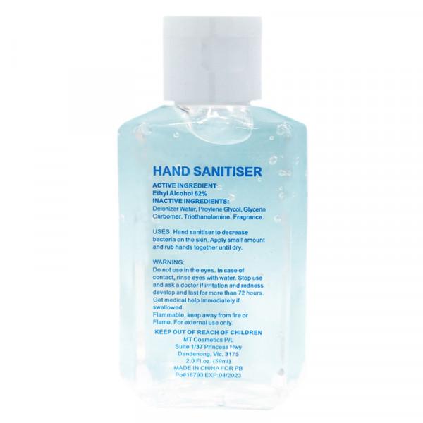 Blitz 60ml Hand Sanitiser Gel