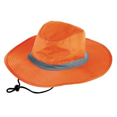 Hi Vis Reflector Safety Hat Image 2