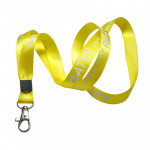 product image 4 | Ribbed Polyester Lanyards