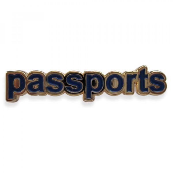 Passports Pins