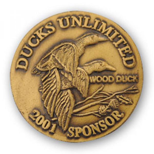 Ducks Unlimited Pins