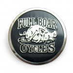 Full Boar Cycles Pins