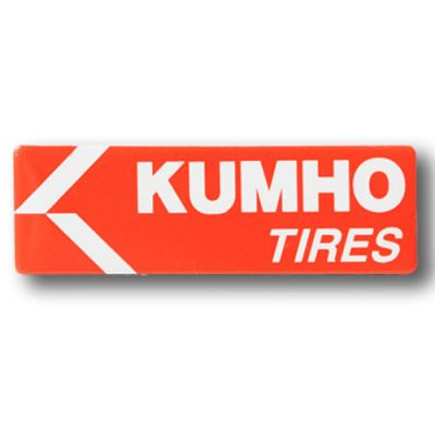 KUMHO Tires Logo Pins