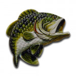 Colorful 3D Fish Pins