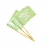 product image 9 | Small Toothpick Flag - 65mm