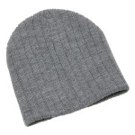 product image 3 | Heather Cable Knit Beanie