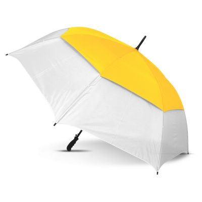 Trident Sports Umbrella - White Panels Image 2