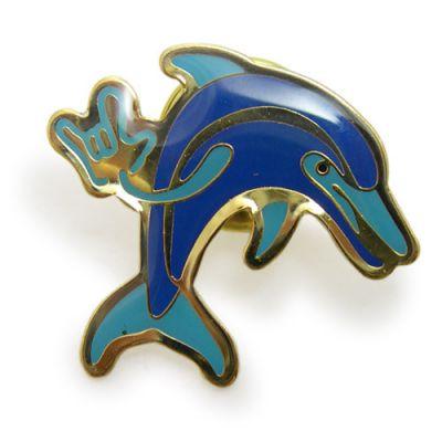 Dolphin Lapel Pins
