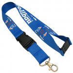 product image 5 | Ribbed Polyester Lanyards