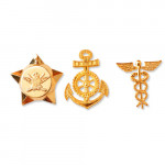 product image 3 | Star Pin Badges