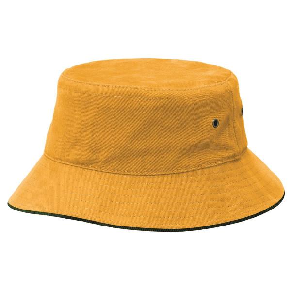 Sandwich Brim Bucket Hat