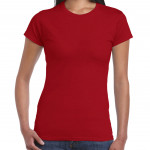 product image 5 | Gildan Ladies Softstyle Short Sleeve T-shirt