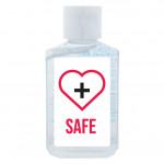 product image 4 | Blitz 60ml Hand Sanitiser Gel