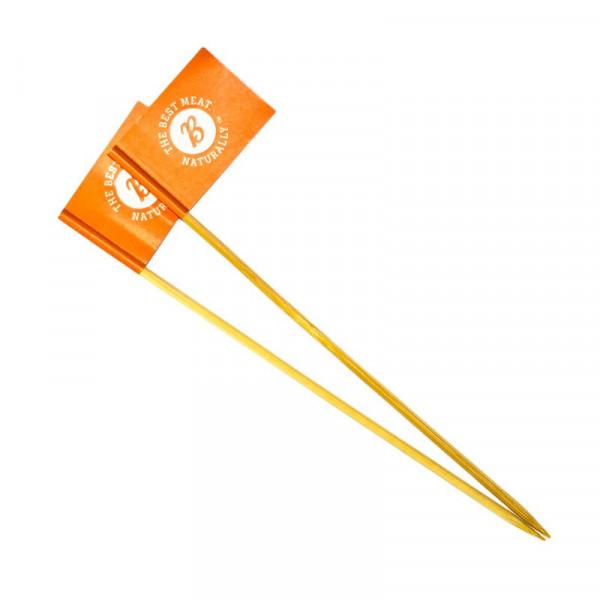 Large Toothpick Flag