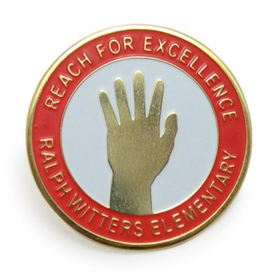 Reach For Excellence Lapel Pins