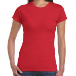 product image 9 | Gildan Ladies Softstyle Short Sleeve T-shirt