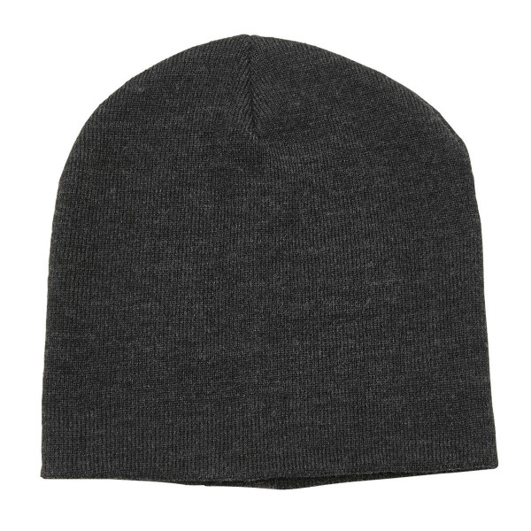 Heather Skull Beanie