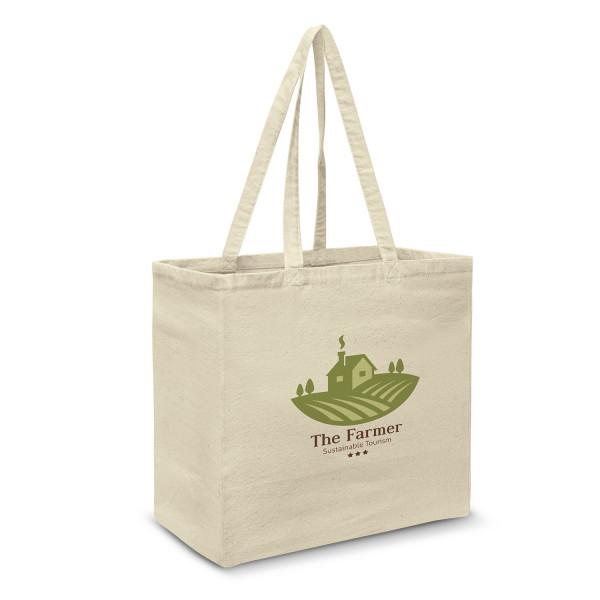 Cotton Tote Bag - 330 x 330 x 190mm