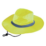 product image 3 | Hi Vis Reflector Safety Hat