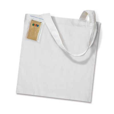 Colouring Tote Bag - 410 x 380mm Image 2