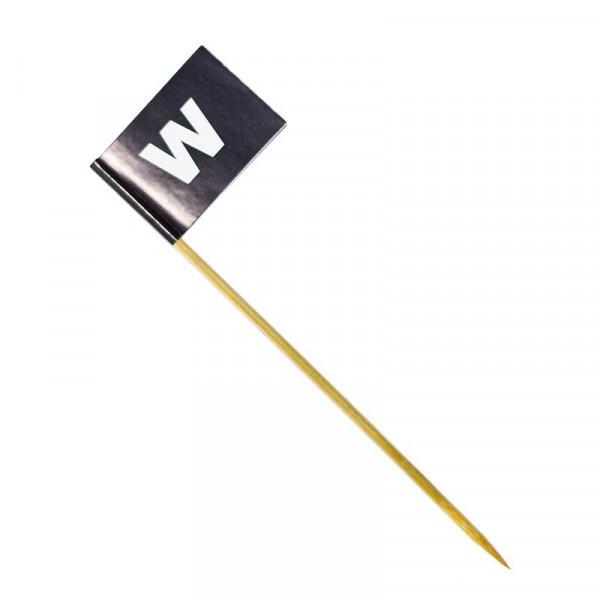 Large Toothpick Flag - 150mm