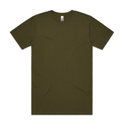 AS Colour 200g Mens Block Tee