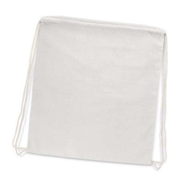 Cotton Drawstring Backpack - 485 x 380mm