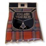 Big Kilt Lapel Pins