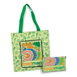 Compact Cotton Tote Bag - 406 x 381mm