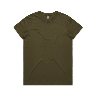 AS Colour 180g Womens Maple Tee Image 2