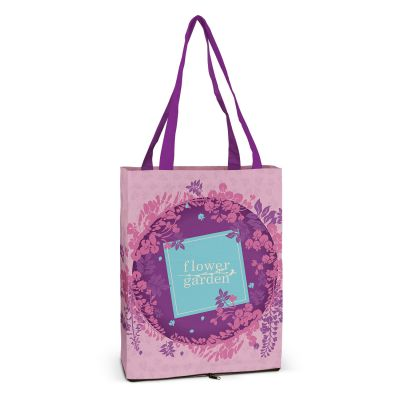 Compact Cotton Tote Bag - 406 x 381mm Image 2