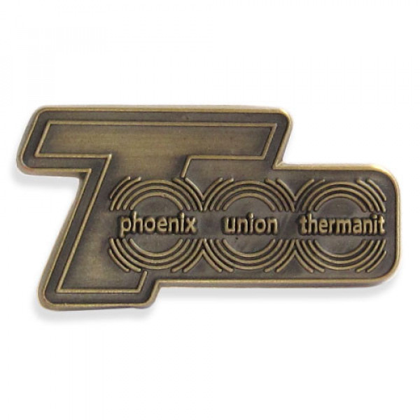 Phoenix Union Thermanit Pins (Old Brass)