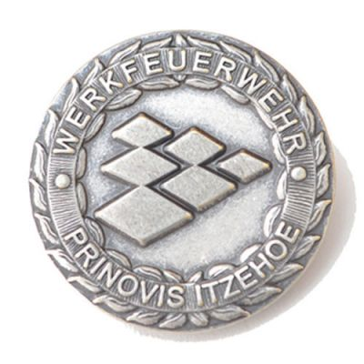 Werkfeuerwehr Prinovis Itzehoe Lapel Pins