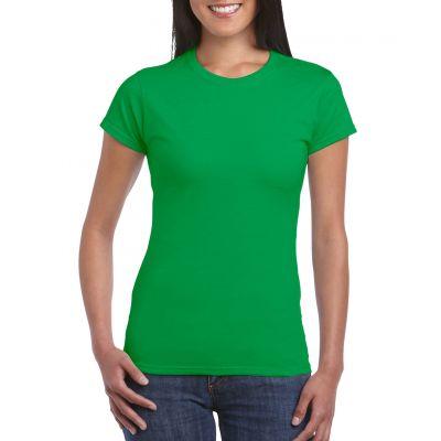 Gildan 153g Ladies Softstyle Short Sleeve T-Shirt