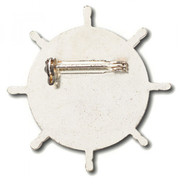 Two Tone Rudder Pins
