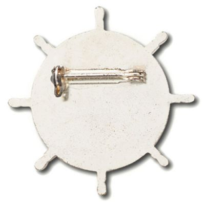 Two Tone Rudder Pins Image 2