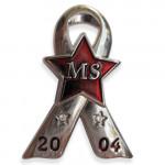 MS Awareness Pins