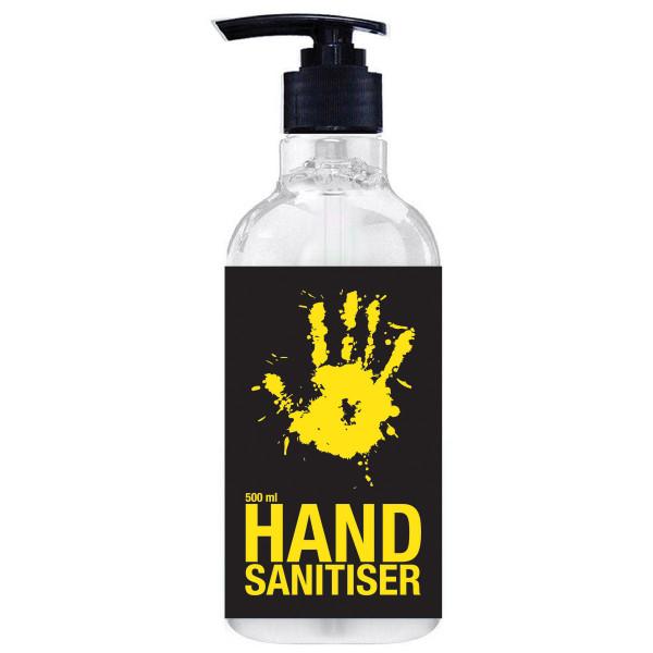 500ml Hand Sanitiser Pump