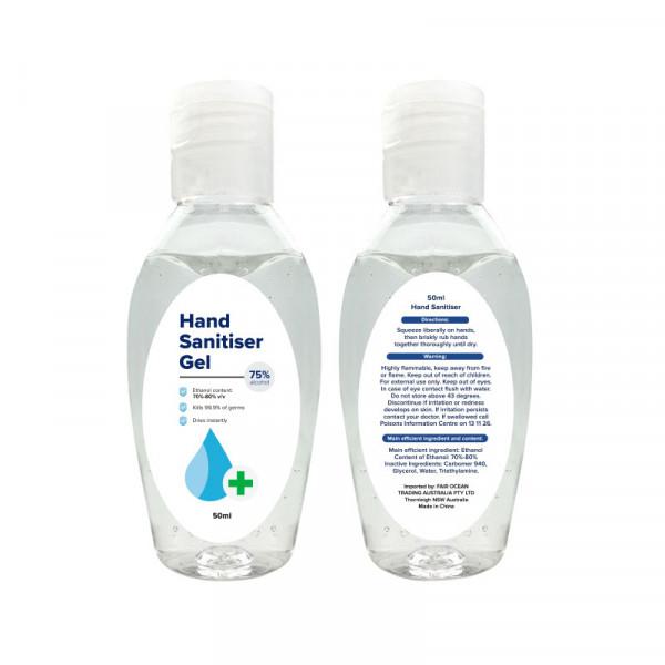 Dynamic Hand Sanitiser Gel 50ml