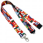 product image 4 | Full Colour Polyester Lanyards