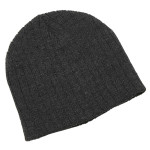 product image 2 | Heather Cable Knit Beanie