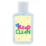 product image 3 | Blitz 60ml Hand Sanitiser Gel