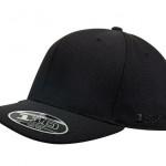 product image 3 | Flexfit 100 Cotton Twill Snapback Cap