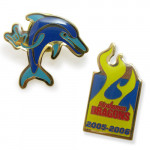 product image 3 | Dolphin Lapel Pins